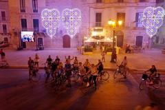 """Emozioni sulle strade terlizzesi per la nona serata dedicata a """"Vivila in bici"""" (FOTO)"""