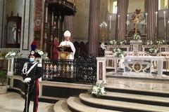 «Attaccarsi all'essenziale», il messaggio del Vescovo Cornacchia in onore della Madonna del Rosario