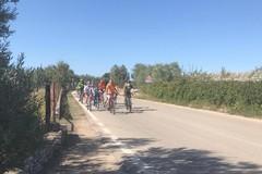 "Duecento i partecipanti alla biciclettata  ""Da Torre in Torri"""