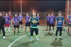 Polis Terlizzi: buone feste con un pensiero speciale ai positivi al Covid (VIDEO)