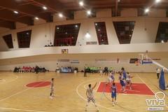Un match di Serie B al PalaFiori