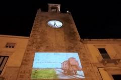 Terlizzi ha ricordato la Shoah con una proiezione sulla Torre Normanna