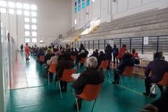 Sabato somministrate altre 577 dosi di vaccino a Terlizzi