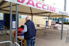 Terlizzi non si ferma: ieri vaccinate altre 460 persone