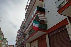 Euro 2020, stasera l'Italia in campo. A Terlizzi compaiono i primi tricolori