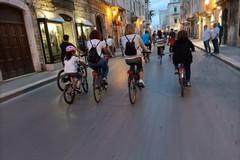 """""""Vivila in bicicletta"""" prima di Italia-Turchia: Terlizzi non è mai stata così bella (FOTO)"""