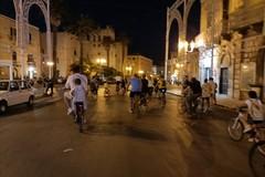 Come è bello il venerdì sera in bicicletta per le strade di Terlizzi (FOTO)