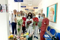 """Raccolta sangue al """"Di Venere"""": un fiore di Terlizzi per le donatrici"""