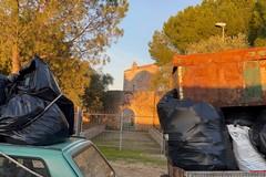 Puliamo Terlizzi ancora in azione nell'area nei pressi di Santa Maria di Cesano