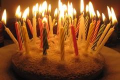 «Se qualcuno festeggia il compleanno, gentilmente venisse a Terlizzi con le candeline»