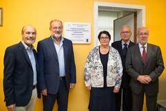 Inaugurato all'oncologico di Bari il centro regionale Maria Ruggieri