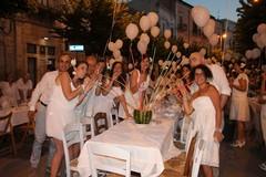 Le foto della cena in bianco a Terlizzi