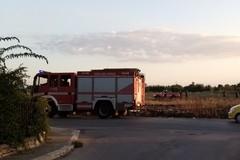 Due incendi a Terlizzi nella giornata di ieri, uno in periferia