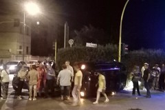 Ultim'ora: brutto incidente all'incrocio tra via Diaz e viale Pacecco