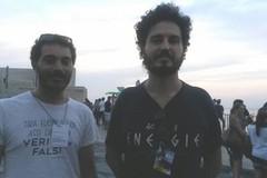 Inigo Giancaspro ed Emanuele De Lucia aprono il concerto di Fabrizio Moro