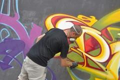 I graffiti anche per il Mercato dei Fiori?