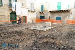 Iniziati oggi i lavori in largo Savoia: cosa succederà alla fontana?