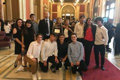 """Il Liceo """"Tedone"""" premiato dal Parlamento italiano"""