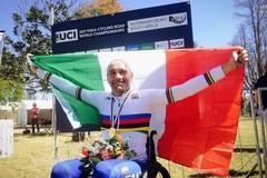 Massima onorificienza sportiva per Luca Mazzone