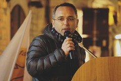 Roberto Lusito: «Con orgoglio e un po' di timore subentrerò  a Vito D'amato in Consiglio comunale»