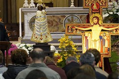 La Croce di San Damiano e la Madonna di Loreto arrivano a Terlizzi