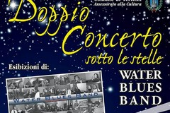 Questa sera musica sotto le stelle al parco comunale