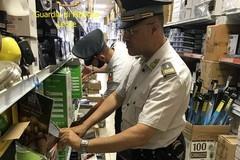 Giro di vite della Finanza sulla contraffazione