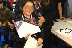 Melania Giacò al secondo posto alle finali regionali del Giochi Matematici del Mediterraneo