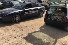 Inseguimento sulla Sp 231, ladri di cavi provano a speronare l'auto dei vigilantes