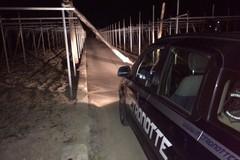Ladri in campagna a caccia di recinzioni