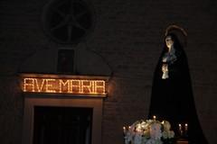 Niente luci spente per la processione dei Misteri quest'anno. LE FOTO.