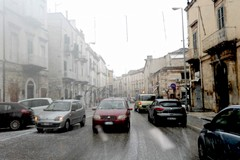 Prolungata allerta meteo. Possibili nevicate miste a pioggia su Terlizzi