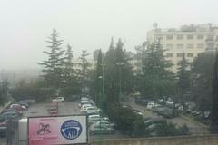 Fiocchi di neve su Terlizzi, è arrivato Burian