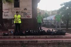 Davide, Giuseppe e Nicolò: i tre giovani moschettieri ambientali di Puliamo Terlizzi