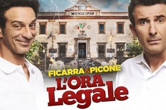 Cinema all'aperto, stasera si chiude con Ficarra e Picone