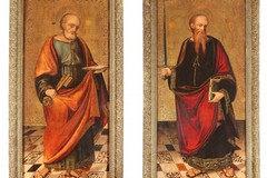 Finalmente a Terlizzi le pale dei santissimi Pietro e Paolo