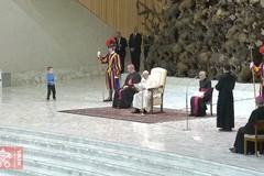 Anche Terlizzi in udienza dal Papa