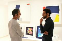 «La leggera brezza delle emozioni», la mostra di Piarulli in pinacoteca