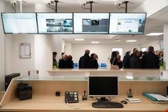 """137 telecamere puntate su Terlizzi: nel nuovo comando di Polizia Locale inaugurata la """"Control Room"""""""