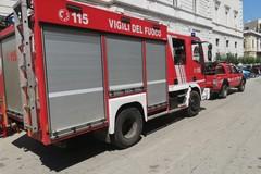 Perdita di gas tra via Settembrini e via Ercolani: intervengono i Vigili del Fuoco