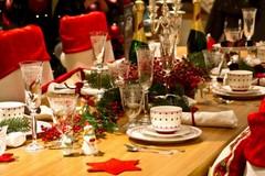 Per la tavola di Natale si spendono 94 euro a famiglia, in aumento rispetto all'anno scorso