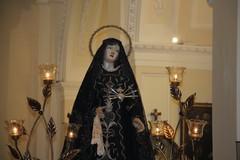 La Confraternita di Maria SS. al Tempio e di S. Ignazio per il settenario dell'Addolorata