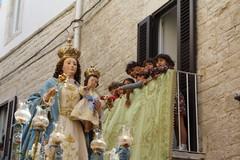 Processione Madonna del Rosario: LE FOTO