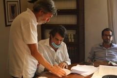 Raffaele Fitto firma a Terlizzi la candidatura a Presidente della Regione Puglia. Le FOTO