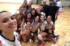La New Volley Terlizzi batte in rimonta l'Asem Bari