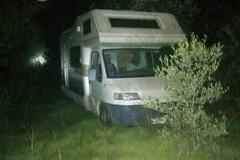 Caravan rubato ritrovato nelle campagne di Terlizzi