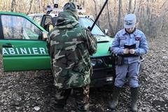 Falsa licenza per la caccia, due denunciati: uno è di Terlizzi