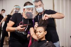 Salvo Binetti fa tris alla Milano Fashion Week