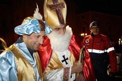 Anche quest'anno San Nicola a Terlizzi scende dalla torre