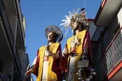 Terlizzi festeggia i Santi Medici Cosma e Damiano